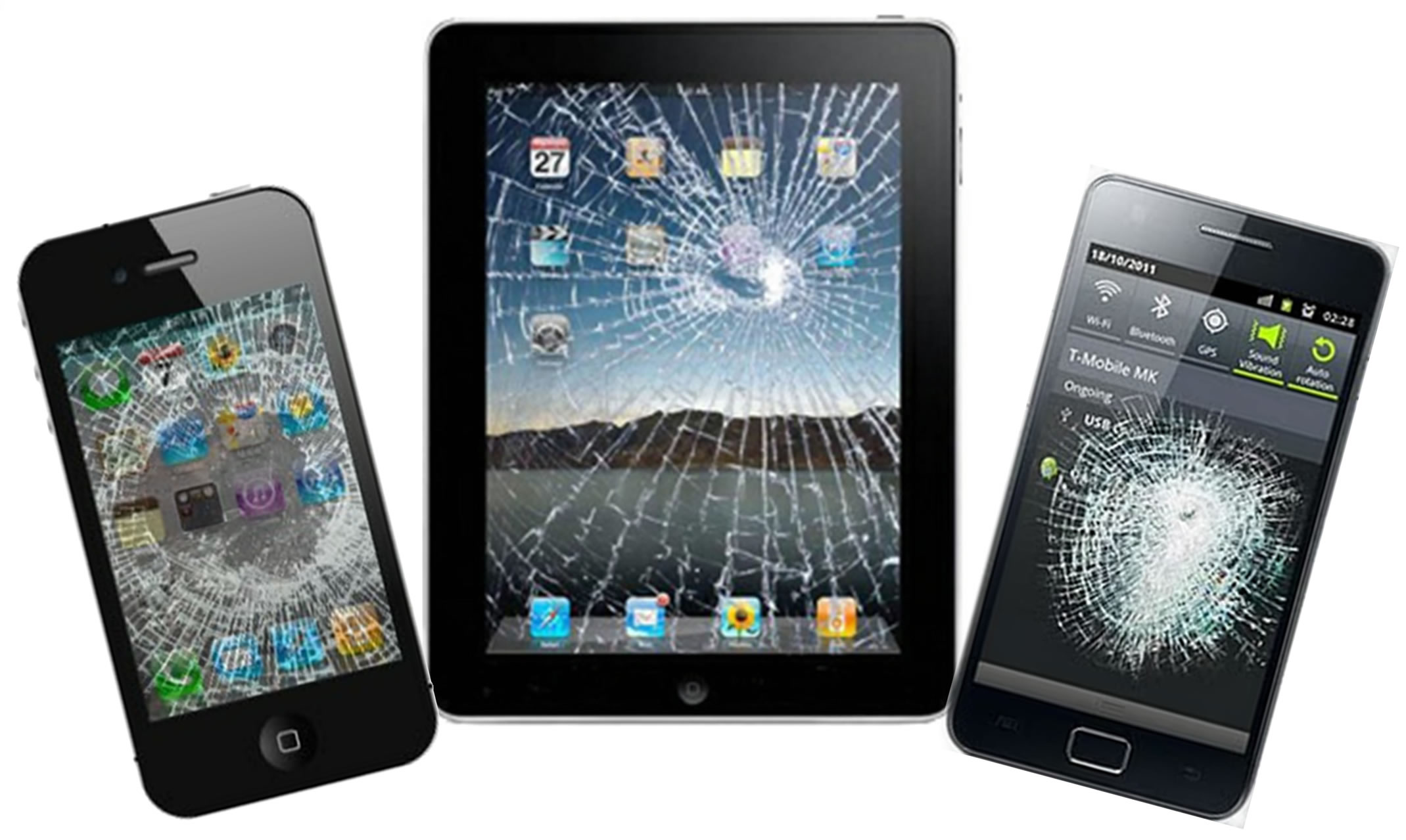 Repair - Smart Phone Broken Glass and Battery Repair - Tablet Repair ...